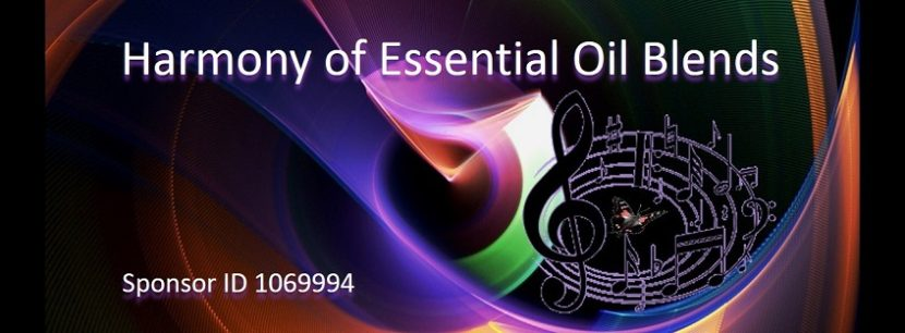 Harmony of Essential Oil Blends | Sponsor ID 1069994