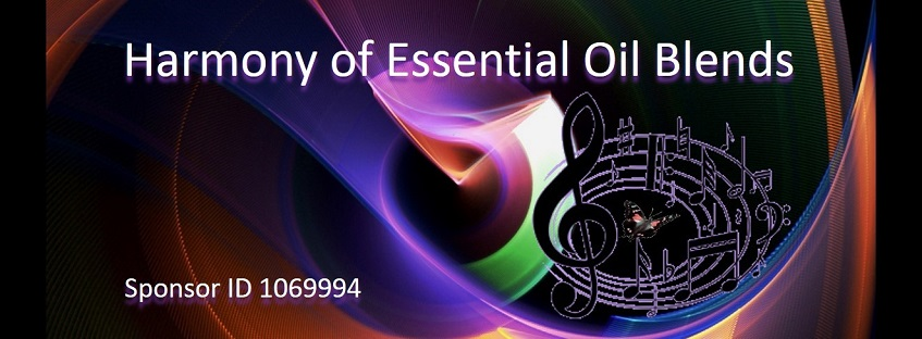 Harmony of Essential Oil Blends   Sponsor ID 1069994